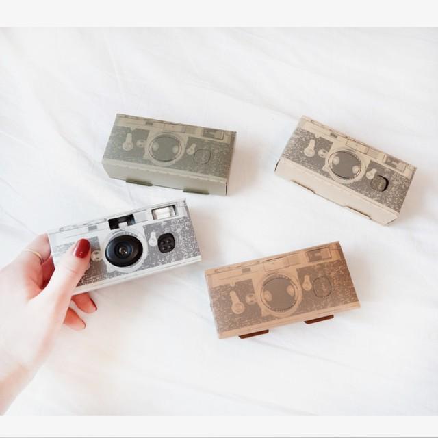 Leica M3風 写ルンですカバー/4色セット【Wedding ver.】