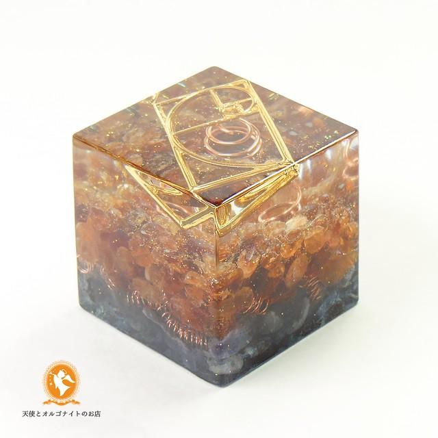 キューブオルゴナイト DOUBLE resonance cube100500002