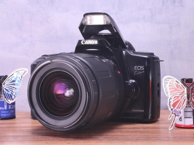 Canon EOS Kiss ズームレンズ