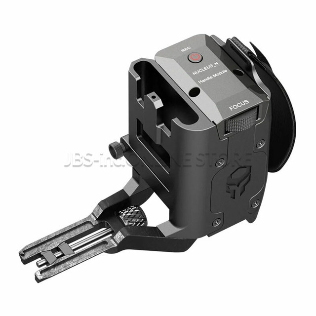 TILTA Side Focus Handle with R/S (F970 Battery)