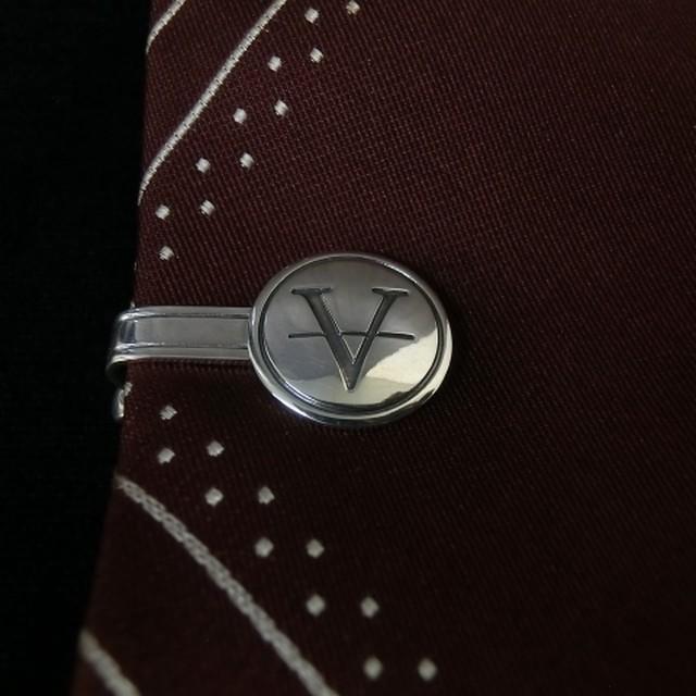 VICTORY TIE CLIP -silver925-