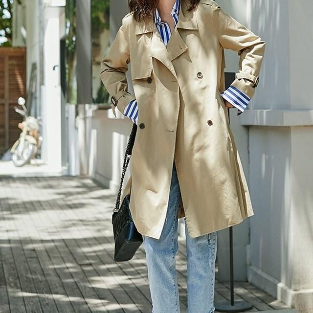 Trench coat KRE746