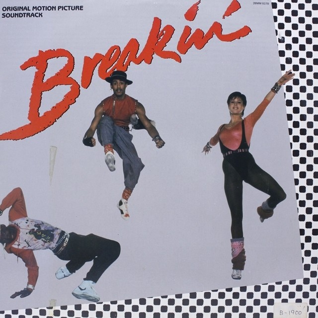 Various / Breakin' - Original Motion Picture Soundtrack [28MM 0370] - メイン画像