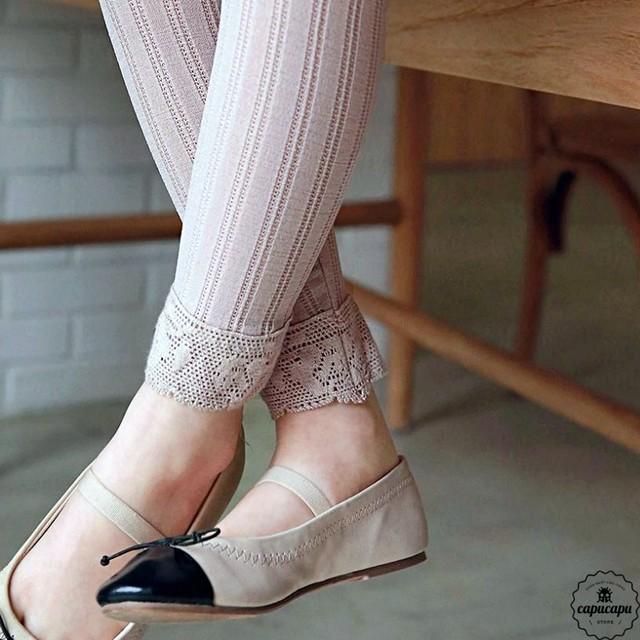 «予約» flo camilla leggings 2colors カミラ レギンス