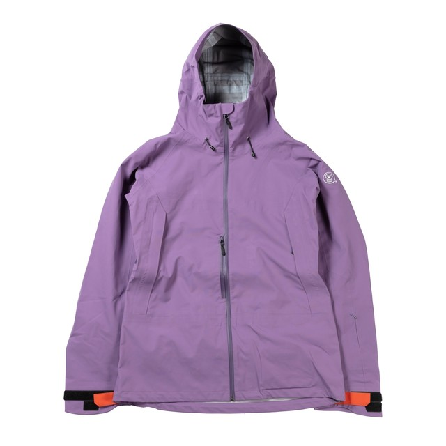 2021unfudge snow wear // PEEP JACKET // BLACK