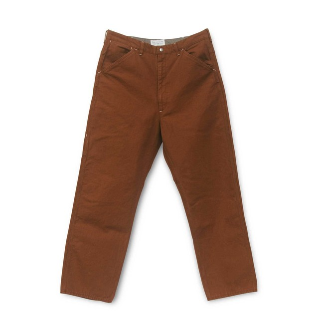 Seeding Original Work Pants Brown