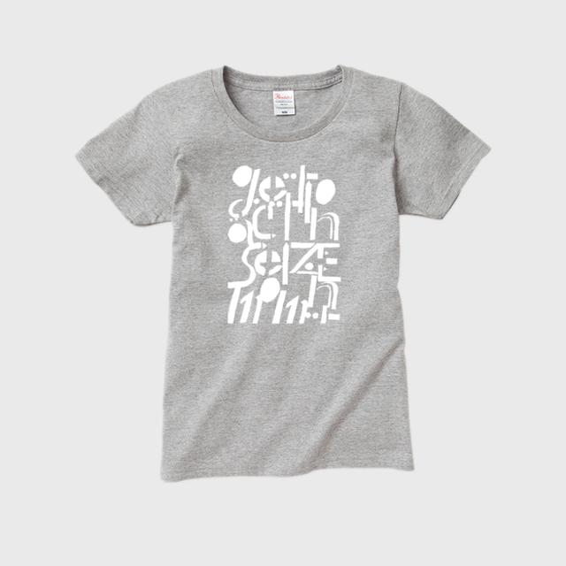 【レディースTシャツ】Get action, Seize the moment.