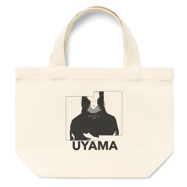 "OUR ""UYAMA"" tote bag"