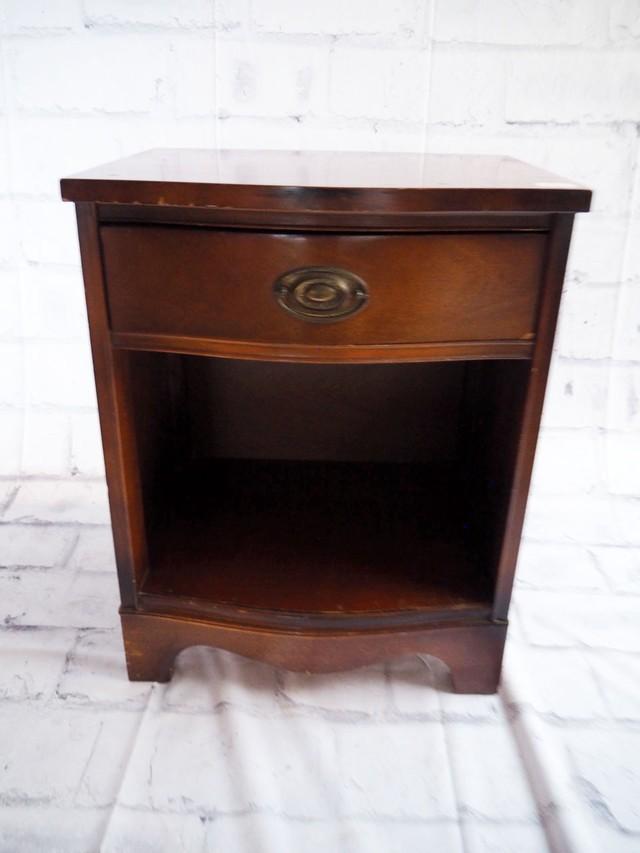 品番1933 木製 サイド チェスト クラシック 洋風家具 アンティーク 家具 011