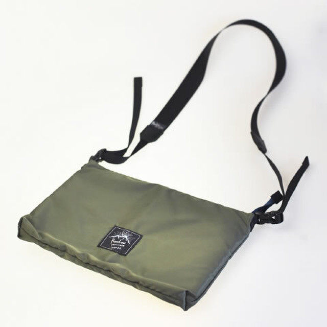 HALFTRACK PRODUCTS / BIG POCKET TOTE