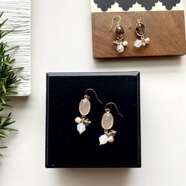 INDU hook earrings