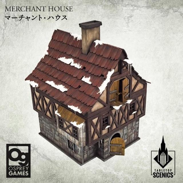 マーチャント・ハウスMerchant House