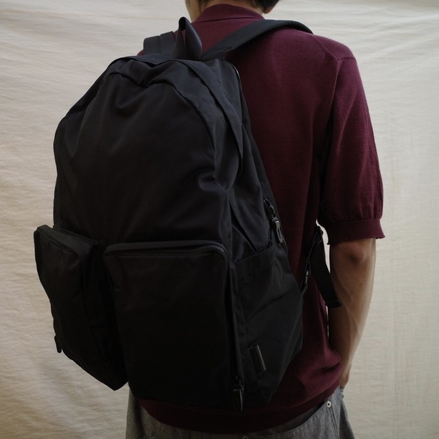AMIACALVA(アミアカルヴァ) / Backpack - BLACK-
