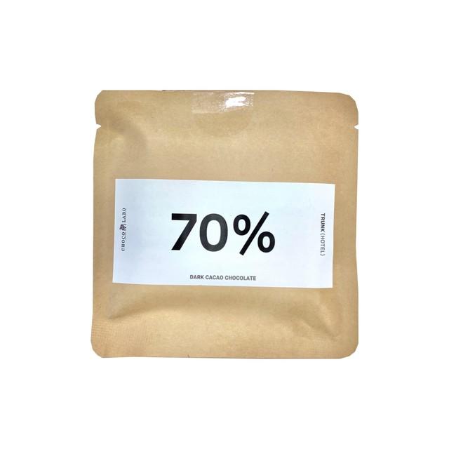 Cacao 70% Chocolate