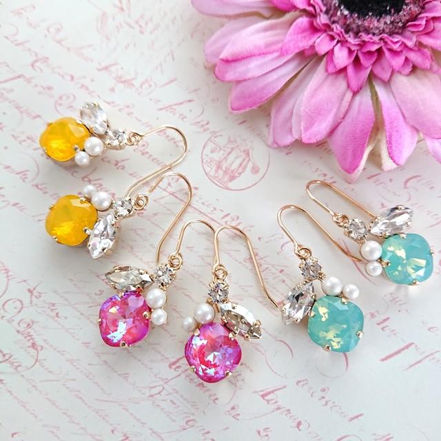 bijou earring 027