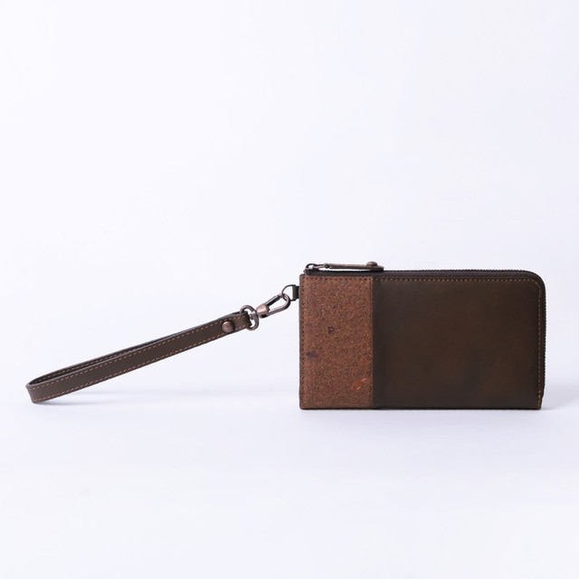 フレグランス携帯ケース(チョコレートブラウン)