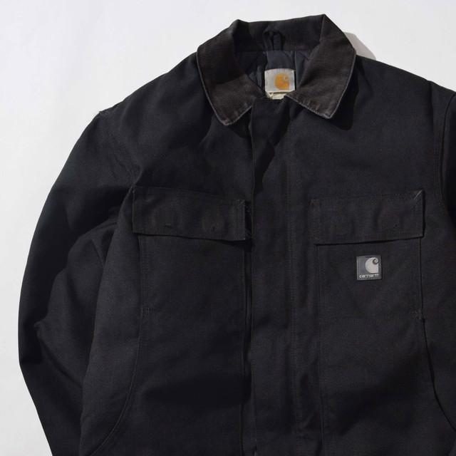【Sサイズ】CARHARTT カーハート EXTREMES COAT コート BLACK ブラック 400610191025
