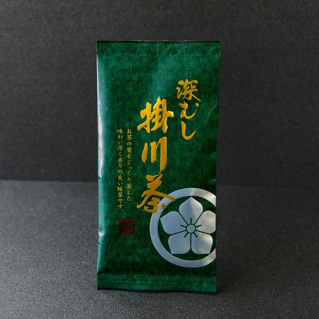 掛川深蒸し茶【上】 100g 袋入り