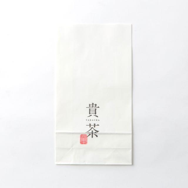 ロゴ入りマチ付き紙袋(5枚)