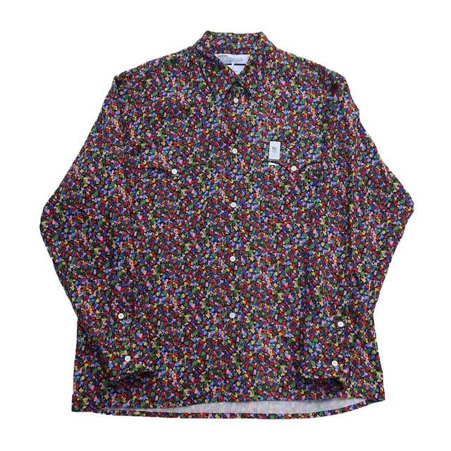 "DAIRIKU 21AW ""Boogie"" Shirt with Money Clip (Multi)"