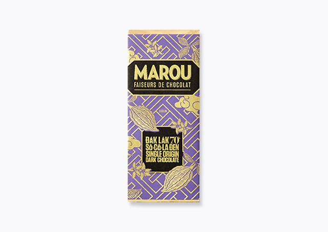【MAROU】 DAK LAK 70% mini シングル・オリジンチョコレート