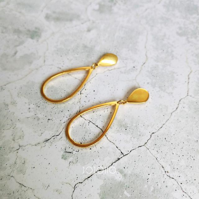 W drop -gold-