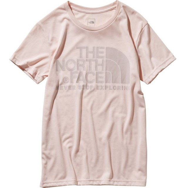 【TNF】 Ladys S/S Color Dome Tee