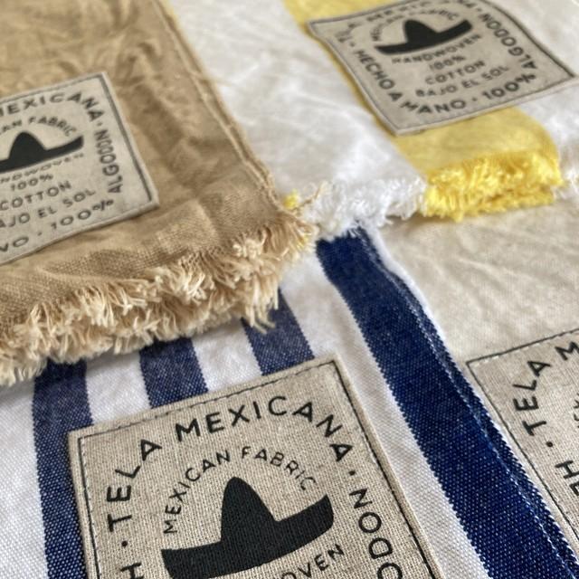 KITCHEN CLOTH メキシコ布 キッチン クロス 布巾