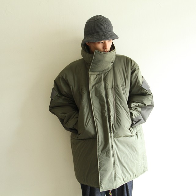 is-ness【 mens 】synthetuc leater coaches jacket