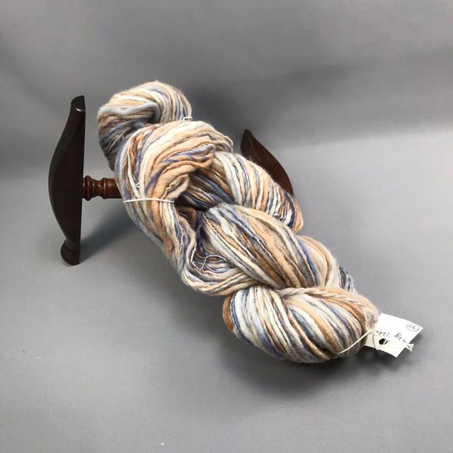My27) 手紡ぎ糸 双糸 27