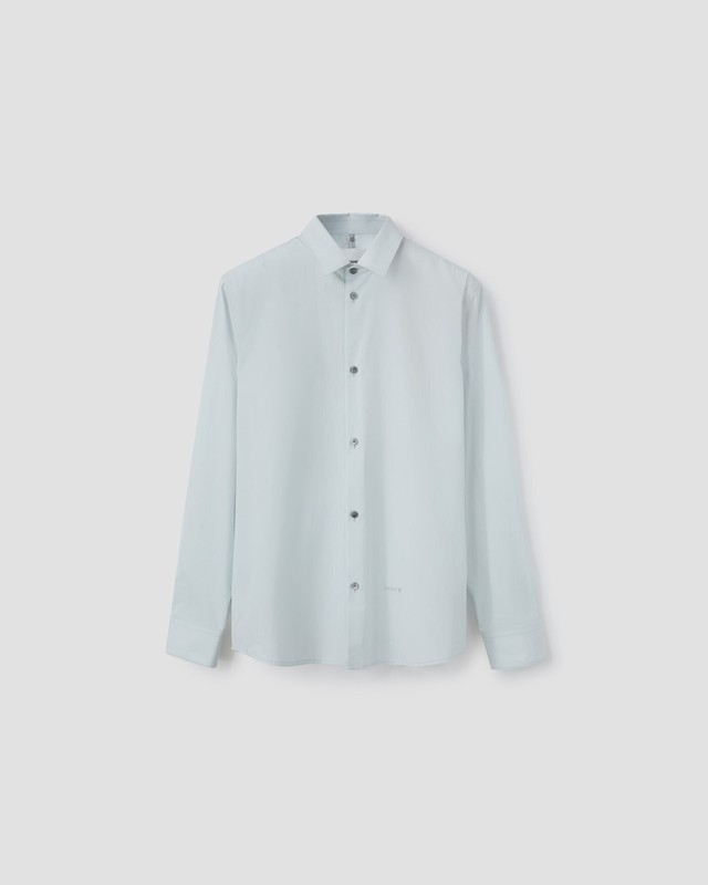 OAMC MARK SHIRT 062 LIGHT SEA OAMS601168