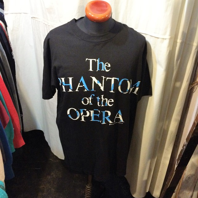 PHANTOM OF THE OPERA半袖Tシャツ