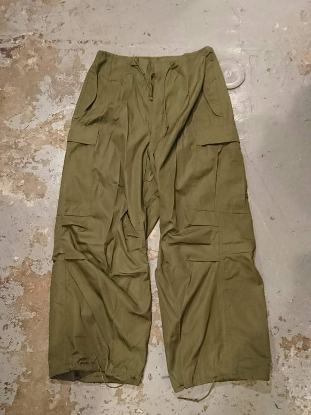 "50s ""USMC M-1951TROUSERS SHELL""  DEAD STOCK"