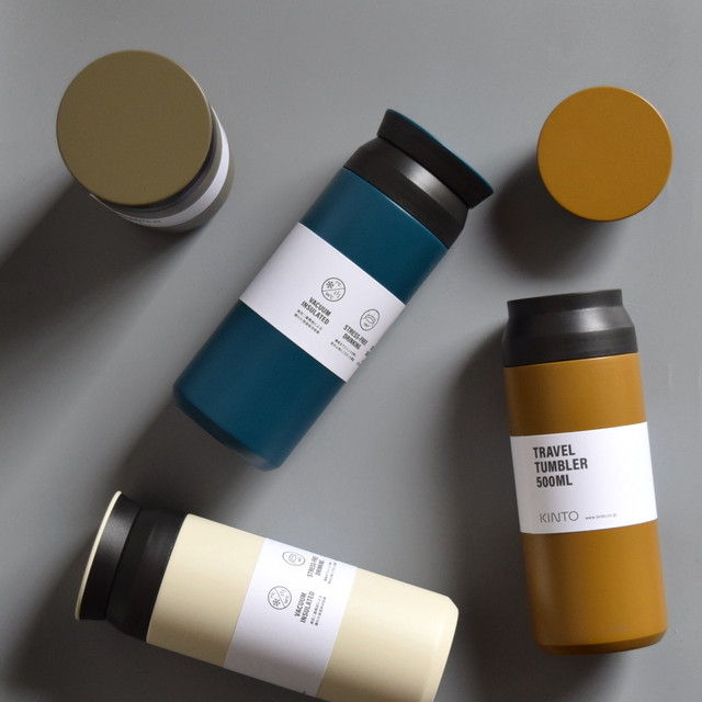 KINTO TRAVEL TUMBLER 500ml トラベルタンブラー 500ml