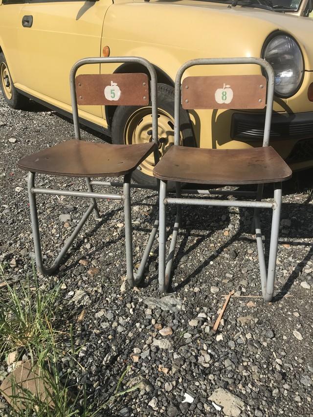 リメイク椅子
