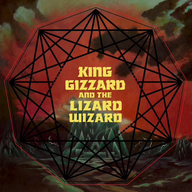 King Gizzard & The Lizard Wizard / Nonagon Infinity(LP)