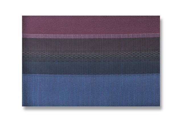 おびあげ / 響/ けし紫 セレスティン縞/AOA-HIB-00-C504-4