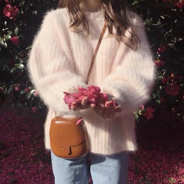 fairy color sweater ZR2065
