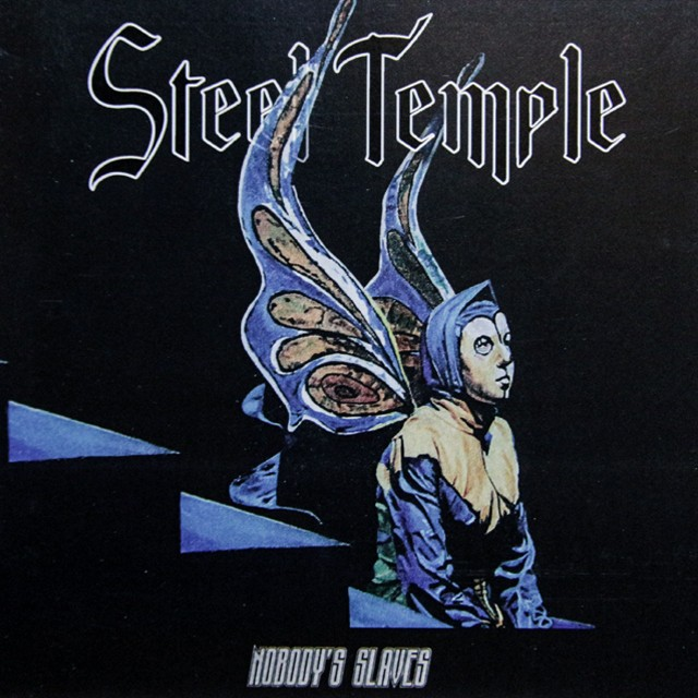 STEEL TEMPLE『Nobody's Slaves』CD