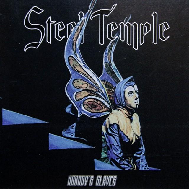 STEEL TEMPLE『Nobody's Slaves』CD
