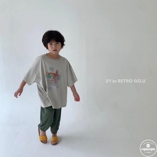«sold out»«ジュニア» go.u care bears T shirts ケアベアTシャツ ジュニアサイズ