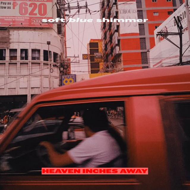 Soft Blue Shimmer / Heaven Inches Away(200 Ltd Blue LP)