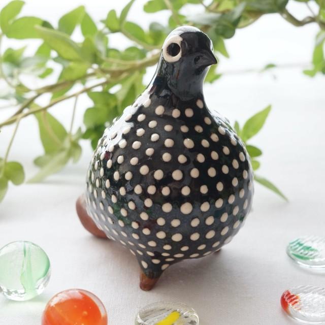 238 リトアニア 陶器の笛/鳥