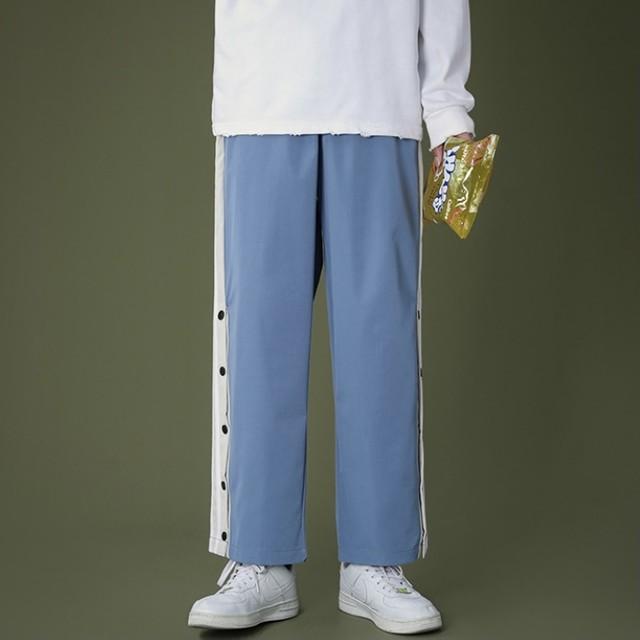 side line button pants PD2667