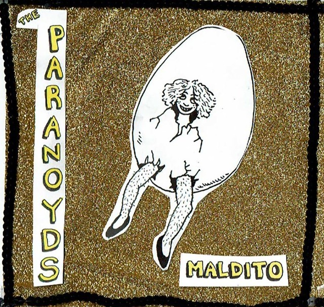 The Paranoyds / Maldito(7inch)