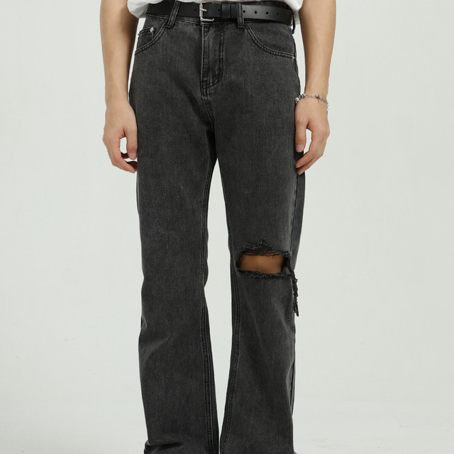 メンズ ワークパンツ ボトムス ミニマル デニムパンツ カジュアル ズボン|全国送料無料! ma0318