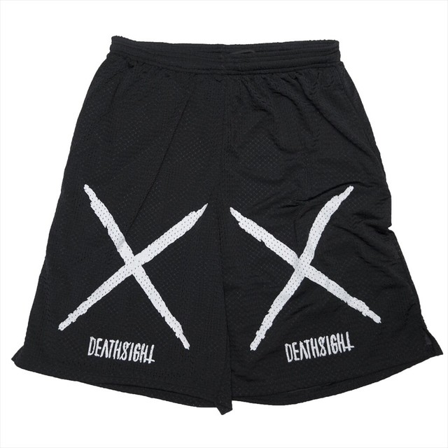 """deathsight"" MESH SHORTS - メイン画像"