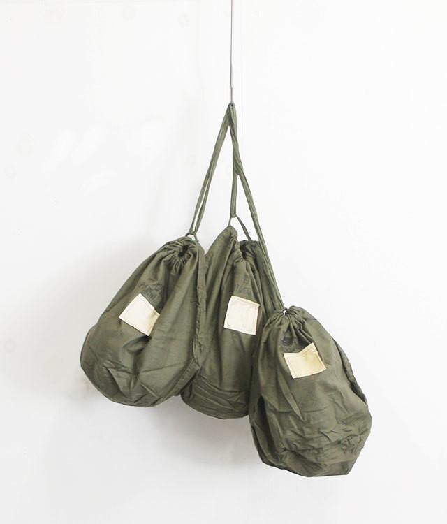 dead stock デッドストック USペイシェントバッグ メンズ レディース バッグ 巾着 ミリタリー 通販 (品番dkd-kom-0016)