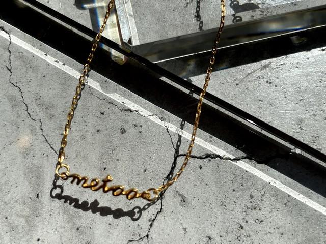 orgablanca METOO bracelet オルガブランカ ミートゥブレスレット