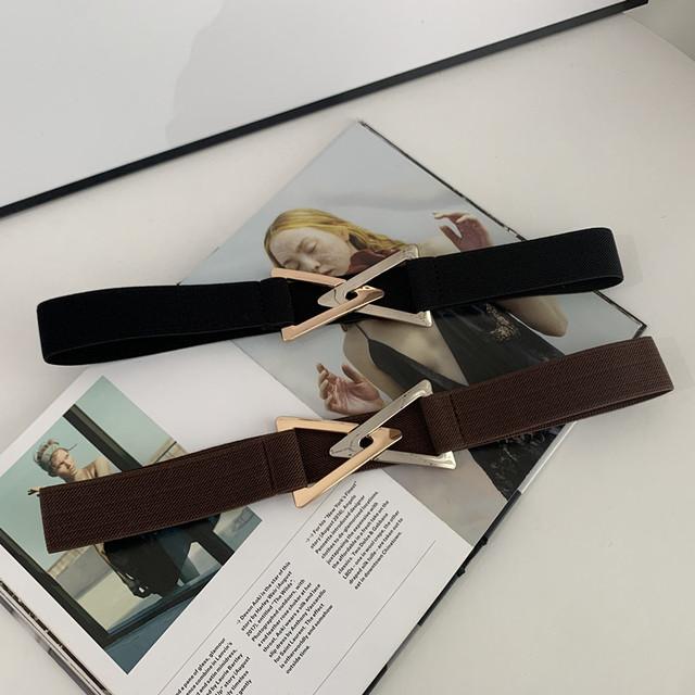 【アクセサリー】韓国系合わせやすいファッションシンプルベルト51710642